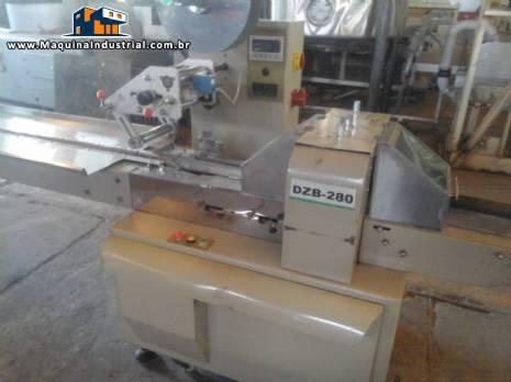 Embaladora flow pack Nanyang Food modelo DBZ-280