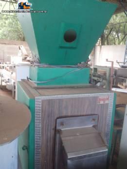 Pesadora Fermac para grãos