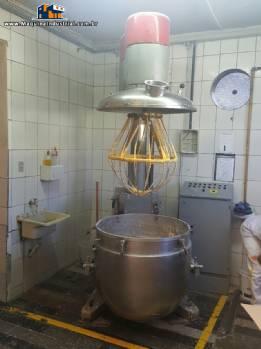 Batedeira planetária industrial em aço inox fabricante Condor