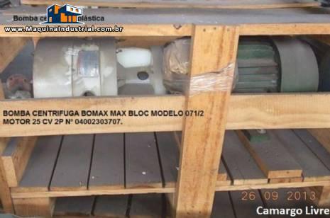 Bomba Centrifuga Plástica