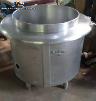 Panelão industrial para alimentos 150 litros