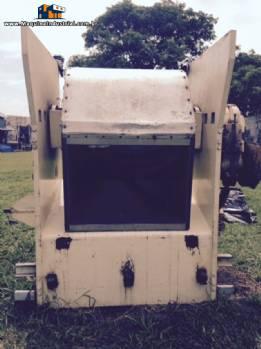 Misturador industrial com capacidade de 500 kg