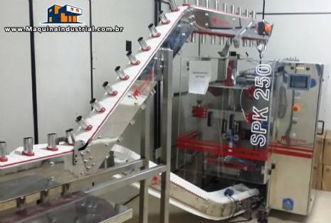 Embaladora vertical fabricante Maqinox SPK 250