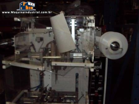Máquina de embalar em saches Sisimar