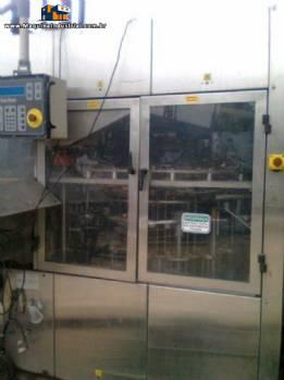 Máquina Rotuladeira de Garrafa Pet