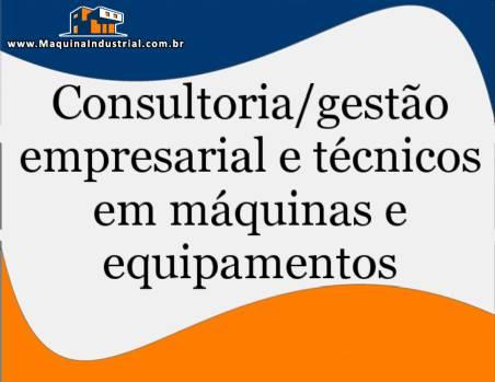 Técnico / Consultoria e desenvolvimento em equipamentos especiais, NR12 e painéis elétricos