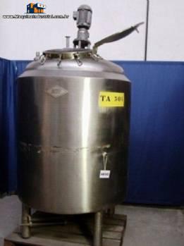 Reator para líquido - J