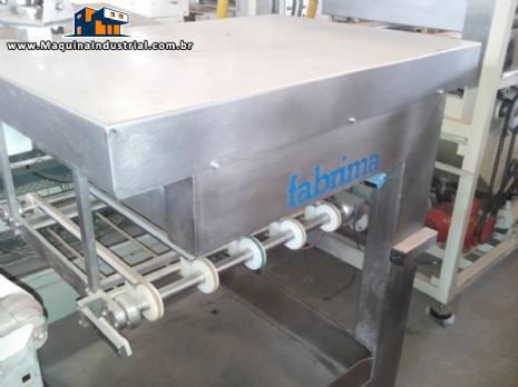 Sistema de controle de peso Garvens Automation